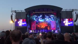 Iron Maiden - Sign Of The Cross (2018 live @ Messe Freiburg)