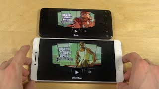 GTA San Andreas Samsung Galaxy S6 Edge Gameplay Review! (4K