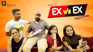 EX-BOYFRIEND vs EX-GIRLFRIEND   PART -1   COMEDY   PONMUTTA