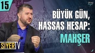 Büyük Gün, Hassas Hesap: Mahşer | Muhammed Emin Yıldırım (15. Ders)