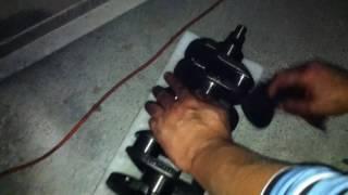 Ремонт двигателя ланос ч. 4 Блок наконец то готов!!!