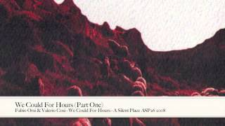 Fabio Orsi & Valerio Cosi - We Could For Hours (Part One)