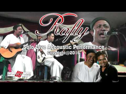 RAFLY ( Solo Live Accoustic Performace )