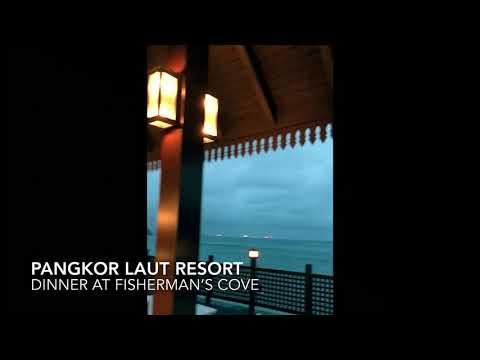 Malaysia Pangkor Laut Resort - Fisherman's Cove