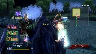 Dynasty Warriors Strikeforce - Walkthrough FINAL