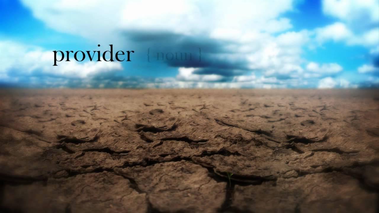 Faith in the Provider Series - Promo Video - Please Share!