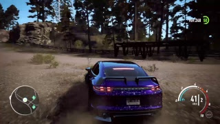 Still gelegtes auto need for speed payback