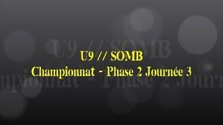 Retour sur le match... U9 // SOMB