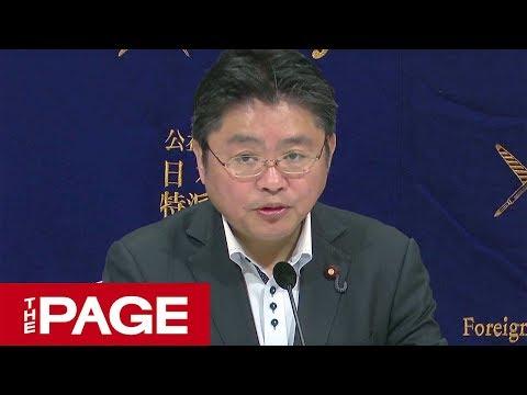 社民党の吉川幹事長が会見 参院選で何を訴える?(2019年7月9日)