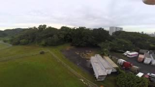 Keith's First Drone Video