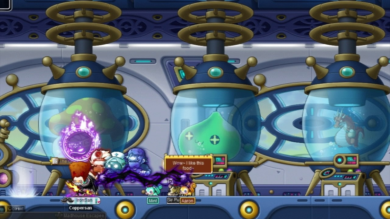 maplestory sneaking into the omega sector youtube rh youtube com