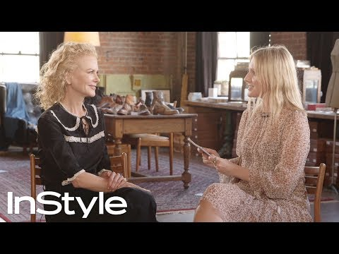 Watch Nicole Kidman Put Her Aussie...