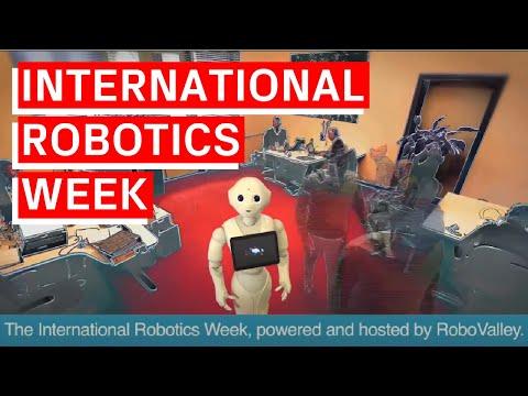 International Robotics Week 2017