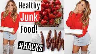 Healthy Snack Ideas you HAVE to try! Weight Loss Friendly!