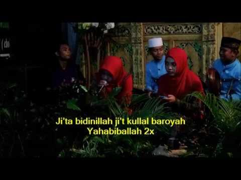 Ya Habibal Qolbi - AL-HASBIYAH Live Gebangarum