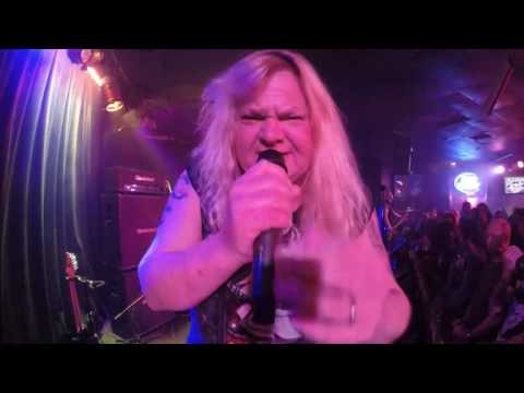 Grim Reaper LIVE (with Steve Stine) - Rock You To Hell/Night Of The Vampire