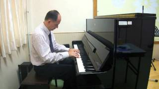 Danny Thomas plays Majesty Piano Solo