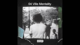 J.Cole-Ville Mentality