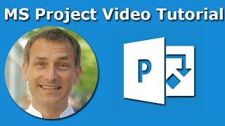MS Project Tutorial - So funktioniert MS Project - Schritt für Schritt einfach erklärt
