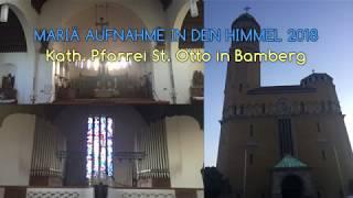 GGB 395: Den Herren will ich loben (Präludium und Choral an Mariä Himmelfahrt 2018)