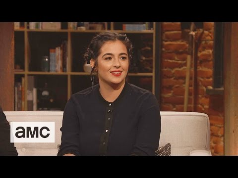 Talking Dead: 'Alanna Masterson on Shooting the Bridge ' Highlights Ep. 706