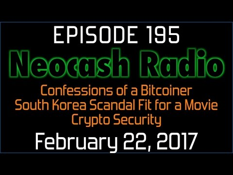 Ep195: Confessions of a Bitcoiner, South Korea Scandal Fit for a Movie, Crypto Security