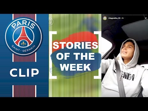 ZAPPING - STORIES OF THE WEEK with Thiago Silva