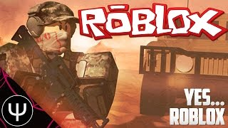 ROBLOX: Phantom Forces — Yes... ROBLOX!