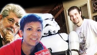 People React To A Star Wars Fan's Dying Wish