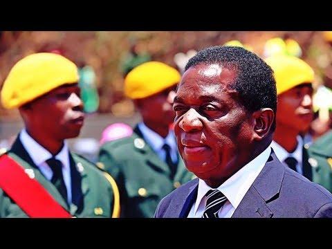 PRESIDENT MNANGAGWA TRIBUTE: KUTONGA KWARO GARWE