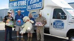 Toys for Tots 2010 Slideshow Atlantic Self Storage Jacksonville Florida