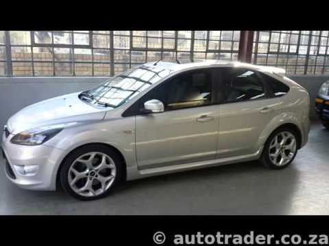 2008 ford focus 2 5 st 5dr auto for sale on auto trader south africa youtube. Black Bedroom Furniture Sets. Home Design Ideas
