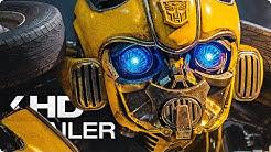 BUMBLEBEE Clips & Trailer German Deutsch (2018) Exklusiv