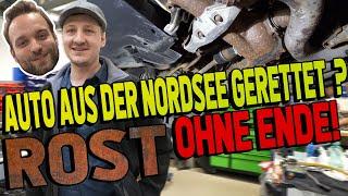 Philipp Kaess Schockiert ! Rost-Falle | 1500PS Porsche | Neue Maschinen l Subi-Series