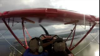 Outer Banks Biplane ride with David Kearns over the OBX Thumbnail