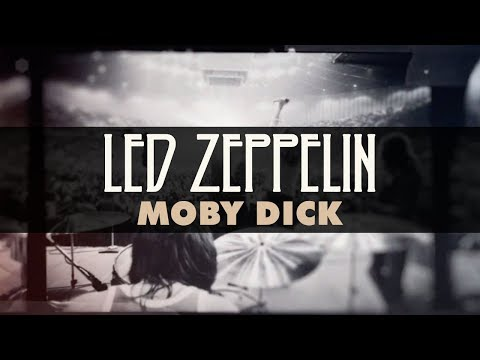Led Zeppelin - Moby Dick (Official Audio)