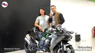 Special Interview: Pemilik Kawasaki H2 Carbon