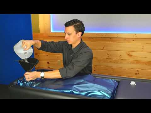 Sidmar Pro S10 Half-Body Hydrotherapy Table