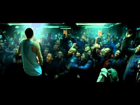 Epic Scene: 8 Mile final battle rap Eminem