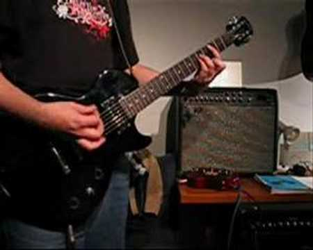 WIZO Pippi Langstrumpf (guitar cover)