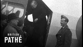Empire Air Day Displays At Hendon (1938)