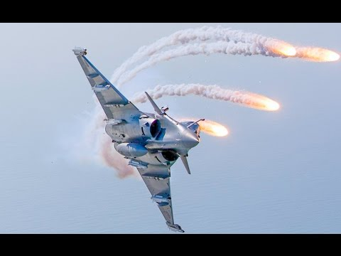Dassault Rafale 2015 Presentation - SIRPA AIR [French Air Force]