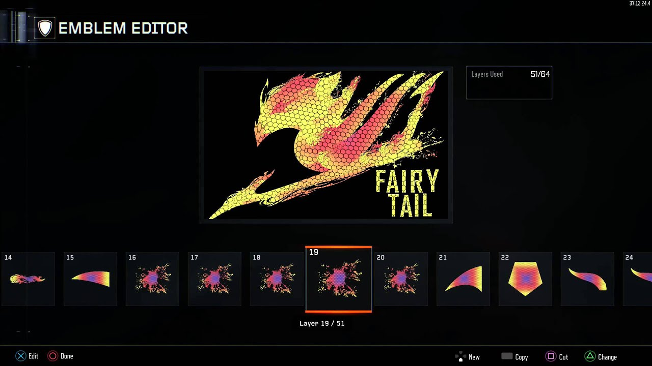 Black ops 3 fairy tail emblem youtube buycottarizona Gallery