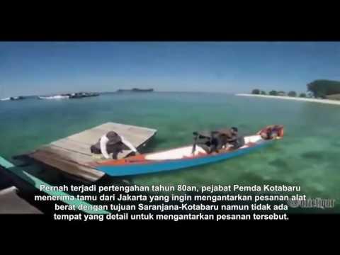 Kota Saranjana, Misteri Kota Ghaib Di Kalimantan Selatan