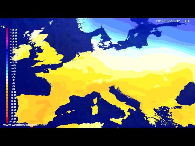 <h2><a href='http://webtv.eklogika.gr/' target='_blank' title='Temperature forecast Europe 2017-03-26'>Temperature forecast Europe 2017-03-26</a></h2>