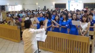 CN 05.06.2016 - CHÚA LÀ NGUỒN SỨC SỐNG - LM Nguyễn Mộng Huỳnh