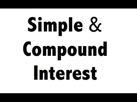 Simple & Compound Interest tricks - IBPS SBI Bank PO SSC CGL