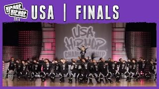 Studio One - Orlando, FL (Mega Crew Bronze Medalist) at the 2014 HHI USA Finals