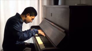 (HD) Mad World - Gary Jules piano solo