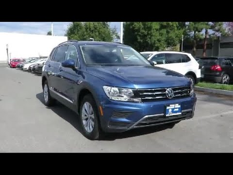 2018 Volkswagen Tiguan SE San Jose  Sunnyvale  Hayward  Redwood City  Cupertino